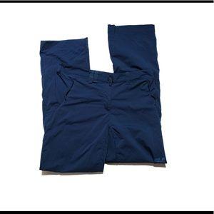 Jack Wolfskin navy blue women pants